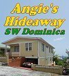Angie's Hideaway near 3 dive centres, SW Dominica, from US$80.00 per night