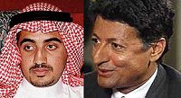 half brothers Abdulla and Yeslam bin Laden both shared Swiss bank accounts with Osama