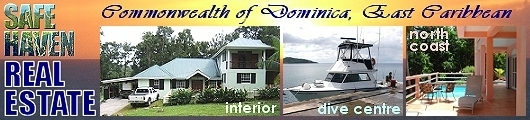 properties for sale in Dominica - prices + digital photos displayed