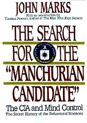 book - The Search For The Manchurian Candidate by John Marks, 1991