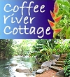 Coffee River Cottage, NE Dominica - US$100 per night for 2 persons