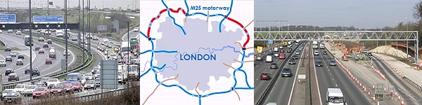 London's M25 PFI roadworks devouring billions of £'s