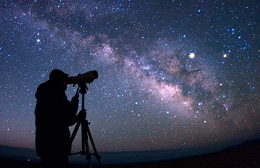 Viewing the Milky Way